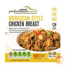 Performance Meals 1 Serving - Moroccan-Style Chicken Breast