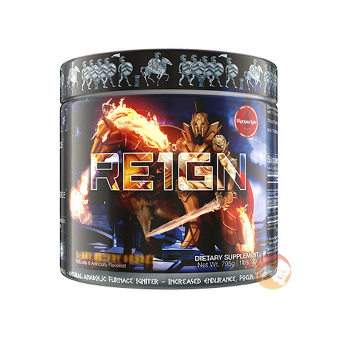Re1gn 20 Servings Area 51