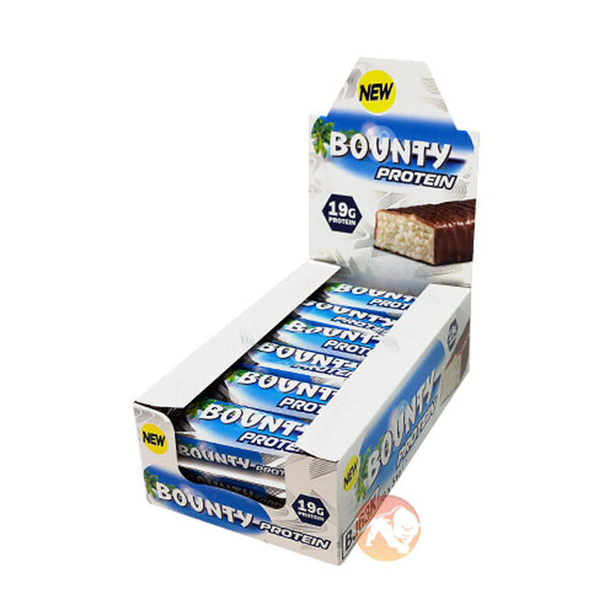 Bounty Protein Bar 18 Bars