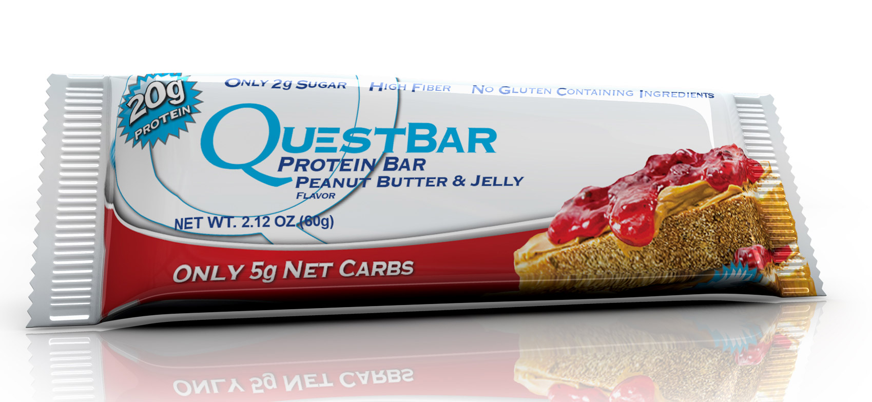 Quest Peanut butter and Jelly