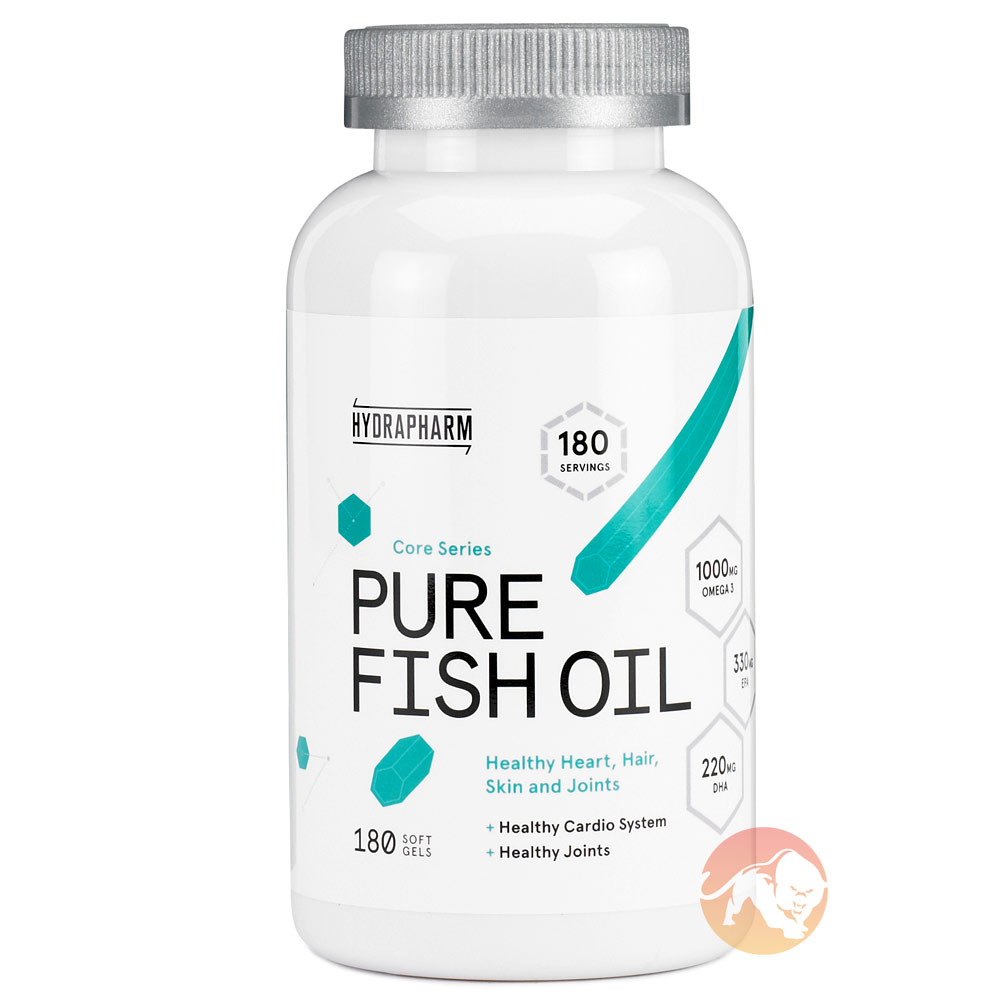 hydrapharm pure fish oil predator nutrition