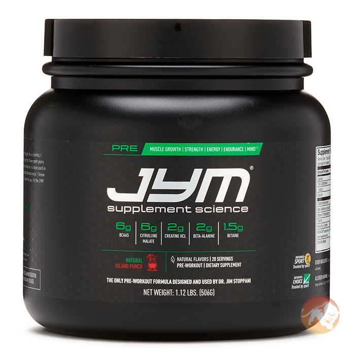 Buy Jym Supplement Science Pre Jym Pre Workout Great