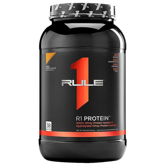 Rule1 R1 Protein 1.144 kg Natural Vanilla Creme
