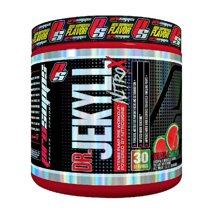 Prosupps Dr Jekyll NitroX 30 Servings Lollipop Punch