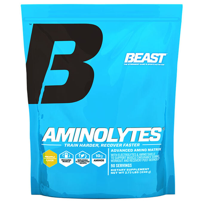 Beast Sports Nutrition Aminolytes 90 Servings Watermelon
