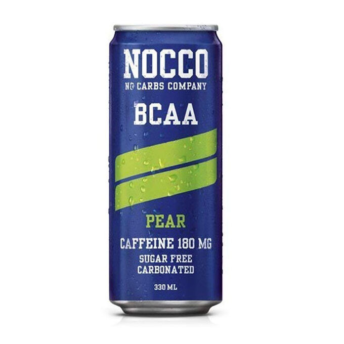 NOCCO BCAA 24 Cans Pear