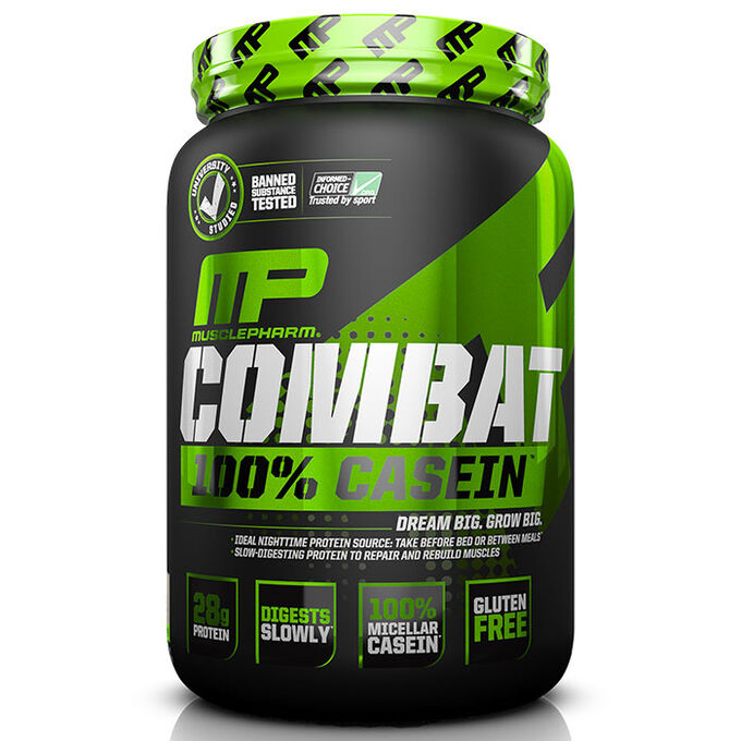 Combat Casein 2lb Cookies and Cream