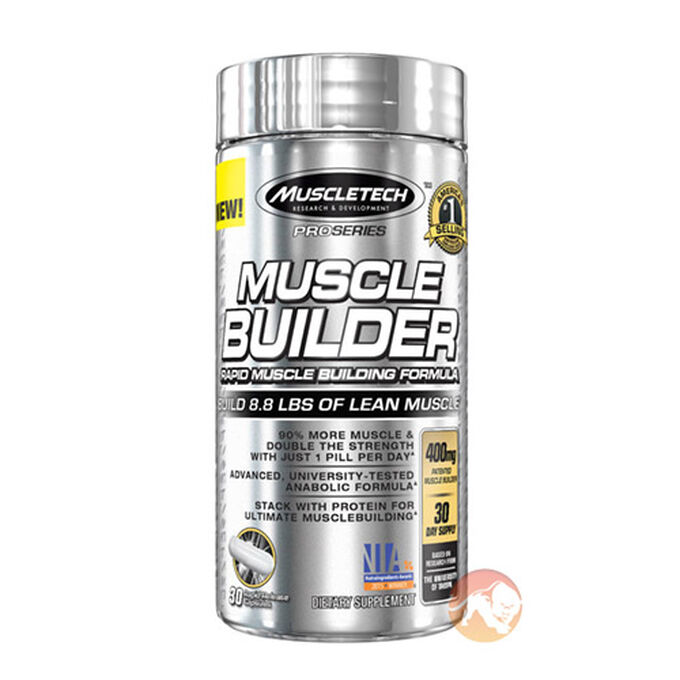 Muscle Builder 30 Capsules