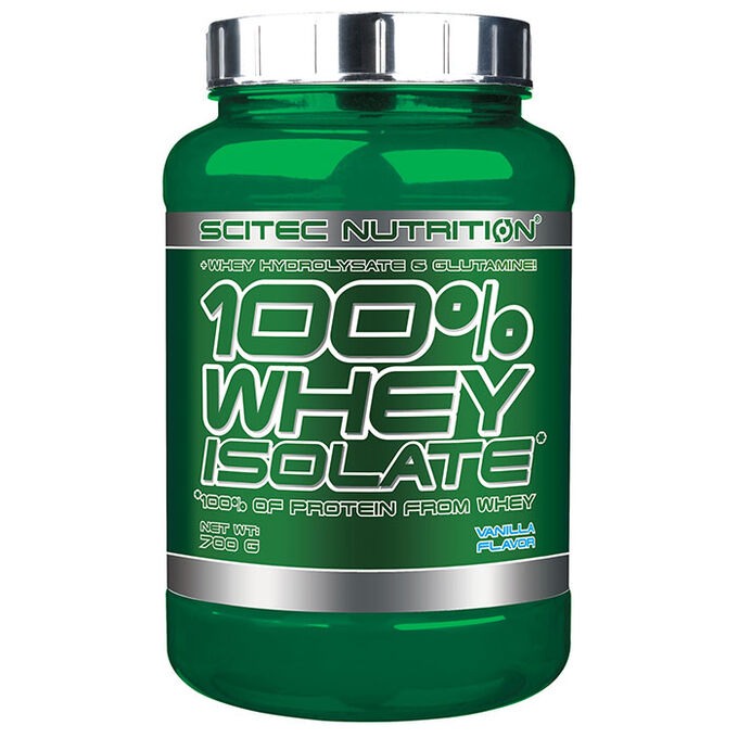 Scitec Nutrition Whey Isolate 700g Strawberry