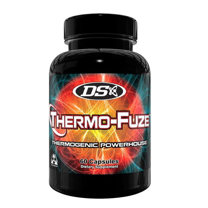 Driven Sports Thermo-Fuze 60 Capsules
