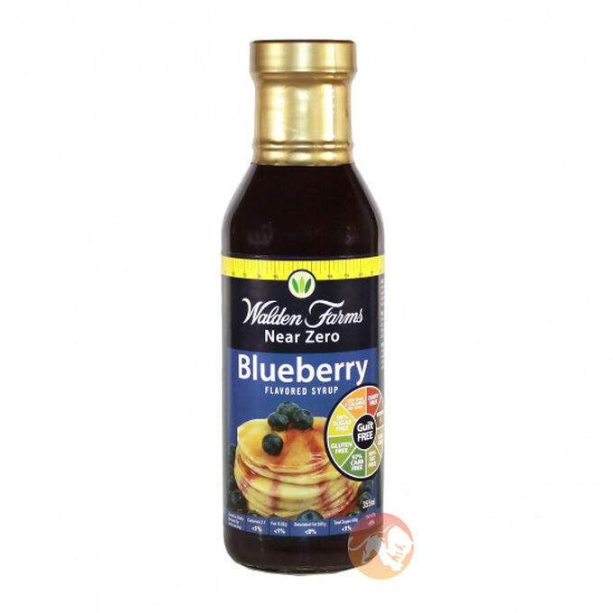 Walden Farms Calorie Free Blueberry Syrup 12oz