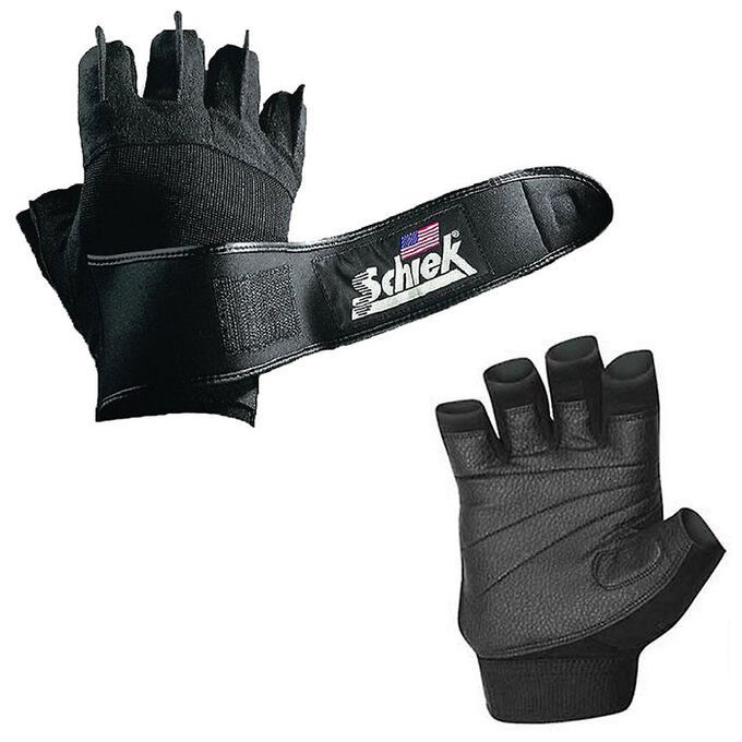 Platinum Gloves with Wrist Support - L