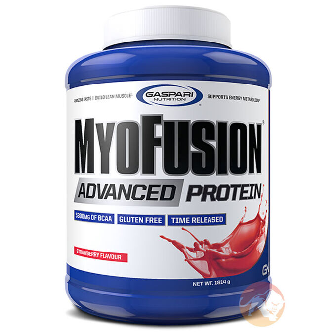 Myofusion Advanced 1.8kg Peanut Butter
