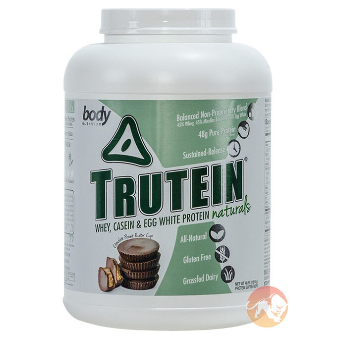 Body Nutrition Trutein Naturals 907g Vanilla Bean