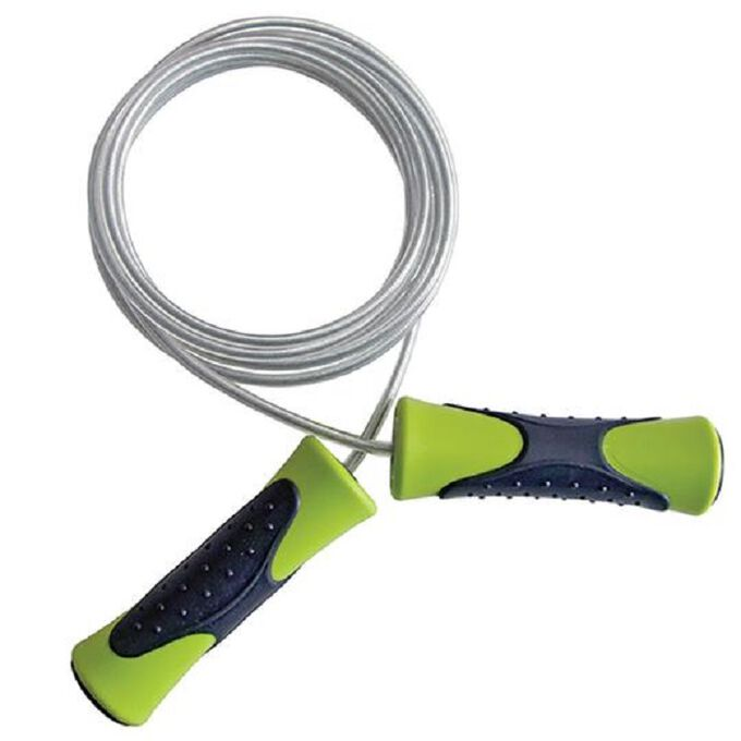 66 Fit Pro Wire Cable Speed Rope