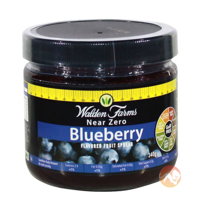 Walden Farms Blueberry Fruit Spread 12oz