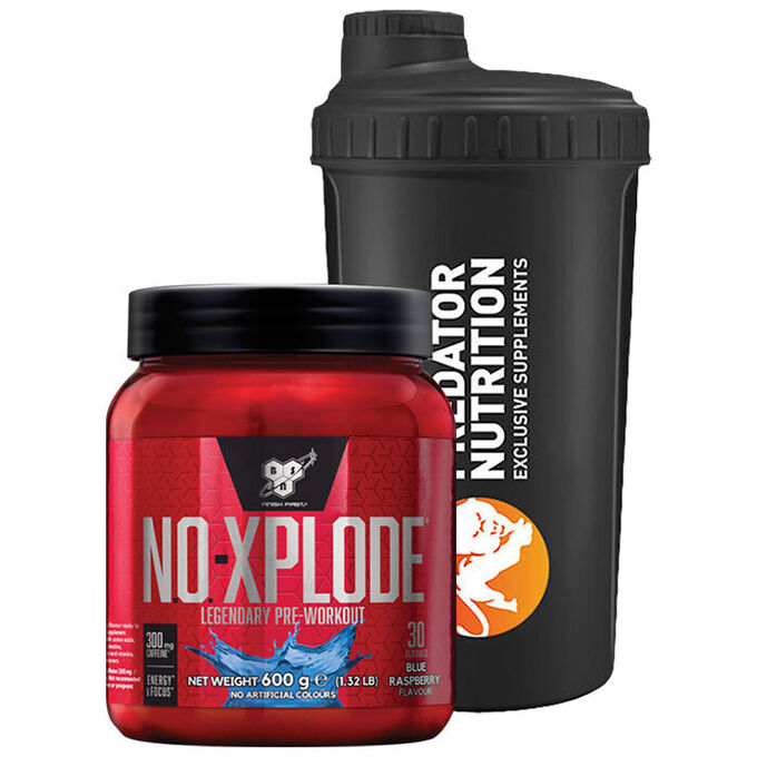 BSN NO-Xplode 3.0 30 Servings - Fruit Punch