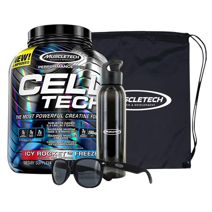 Cell-Tech Performance Series 2.7kg - Grape