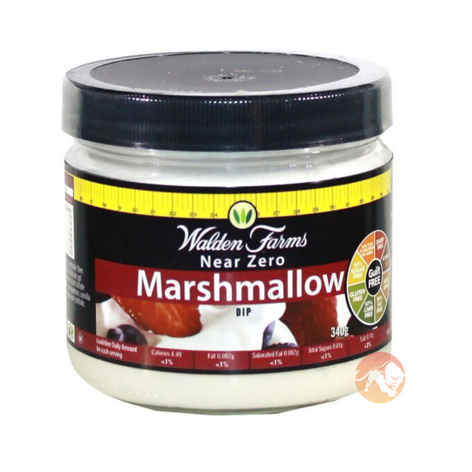 Walden Farms Calorie Free Marshmallow Dip 340g