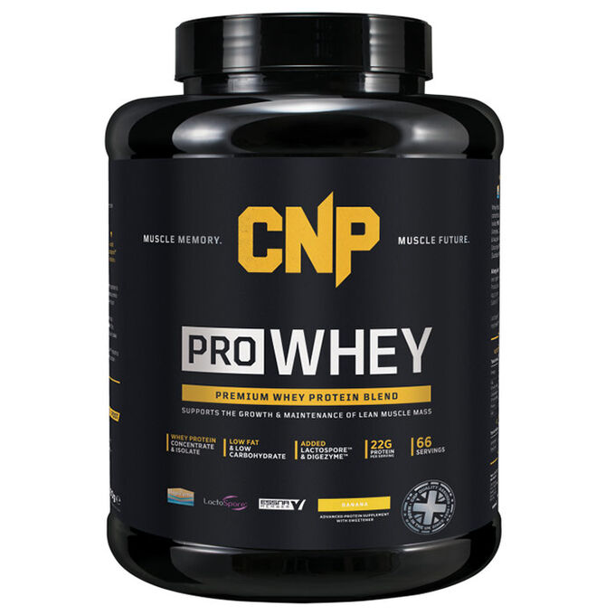 CNP Professional Pro Whey 2000g Banana