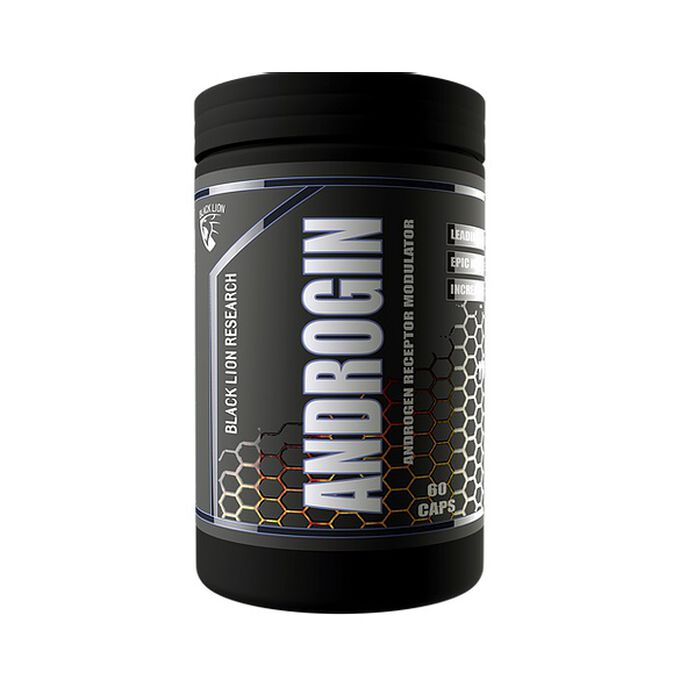 Black Lion Research Androgin 60 Capsules