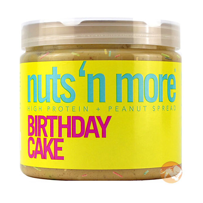Buy Nuts N More Birthday Cake Peanut Butter With Sprinkles
