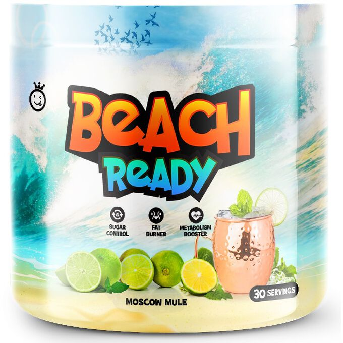 Yummy Sports Beach Ready 30 Servings Moscow Mule