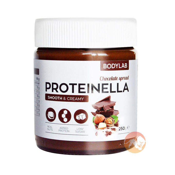 Proteinella Chocolate Spread 250g Smooth and Creamy