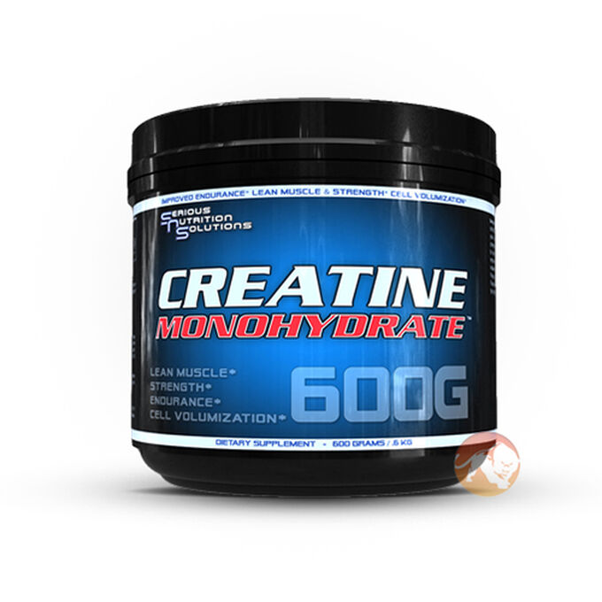 Serious Nutrition Solutions SNS Creatine Monohydrate 600g