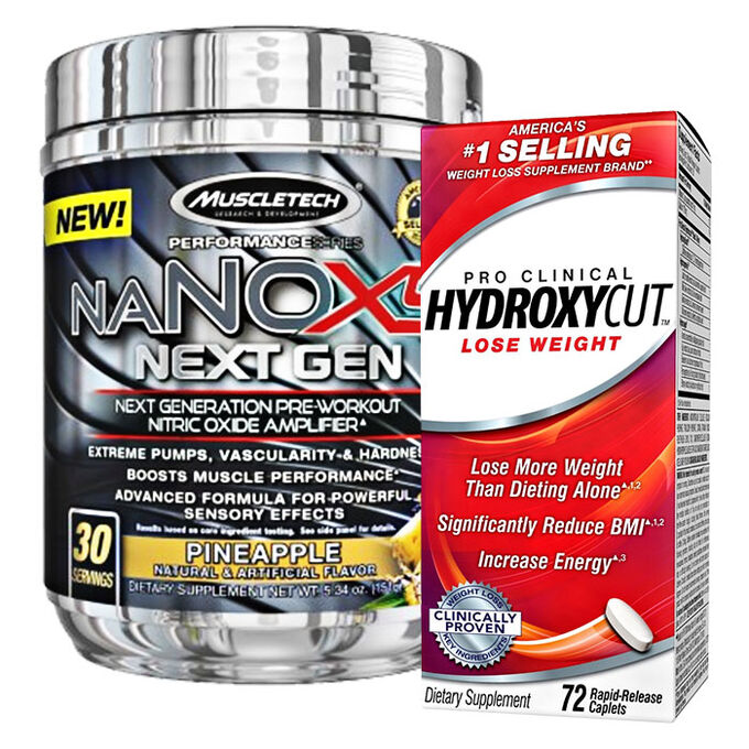 Nano X9 Next Gen 30 Servings Pineapple