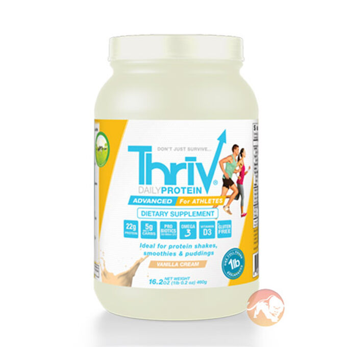 Thriv Advanced 460g Vanilla Cream