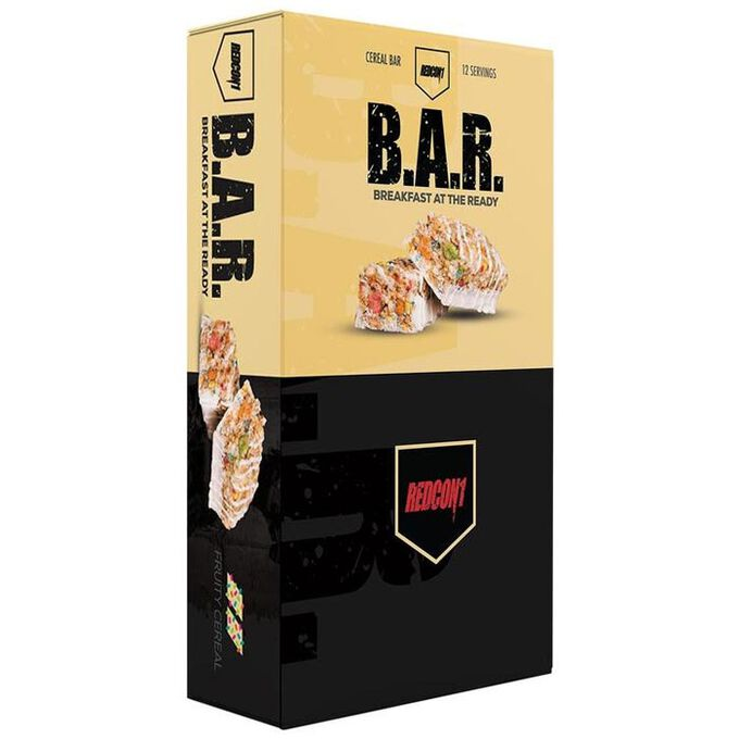 REDCON1 B.A.R 12 Bars Fruity Cereal