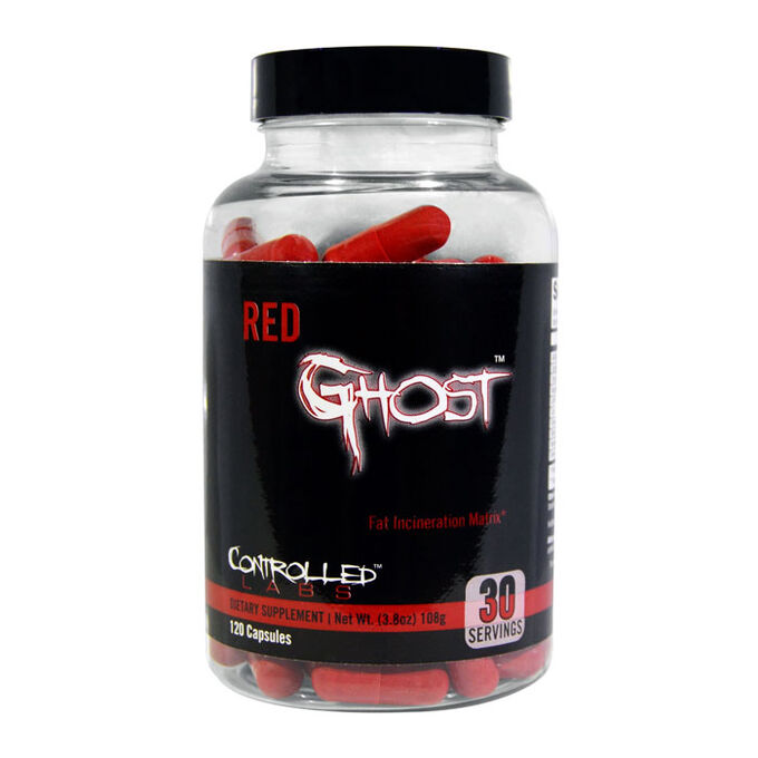 Red Ghost 28 Caps
