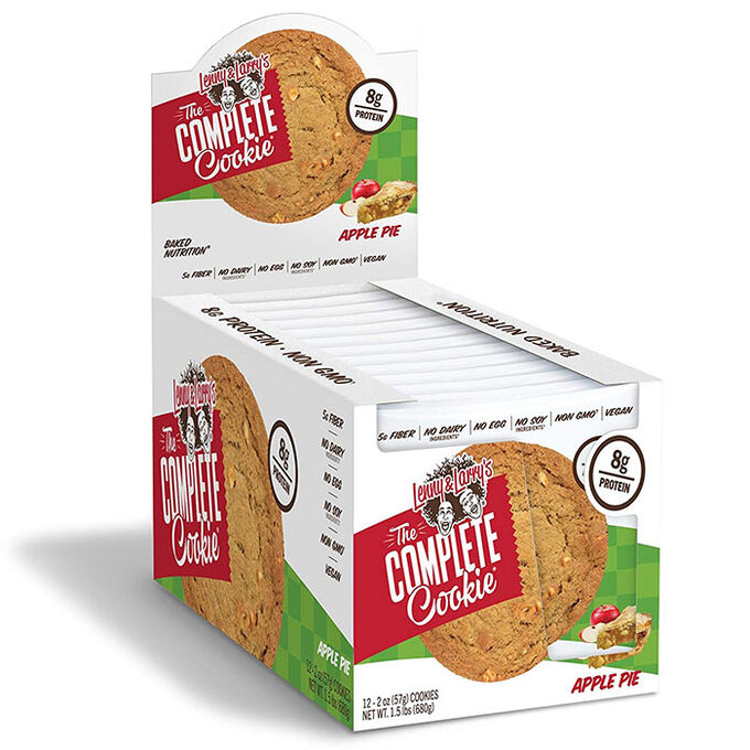 Complete Cookie 12 Pack Apple Pie
