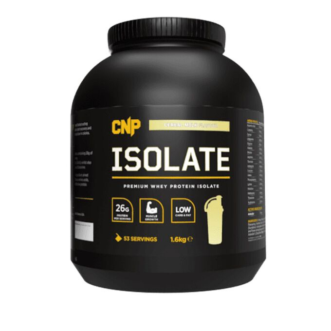 CNP Professional Pro Isolate 1.6kg Cereal Milk