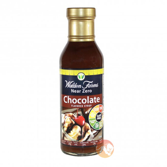 Walden Farms Calorie Free Chocolate Syrup 340g