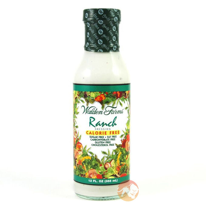 Calorie Free Buttermilk Ranch Dressing 355ml