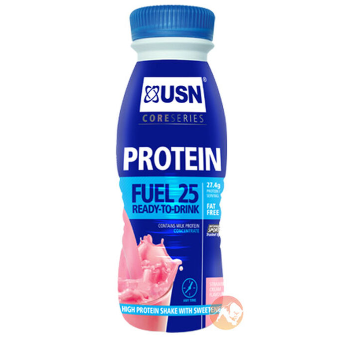 Protein Fuel 25 330ml - Chocolate