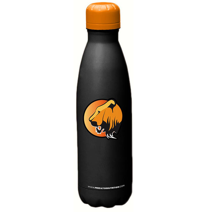 Predator Nutrition Stainless Steel Bottle 750ml Lion