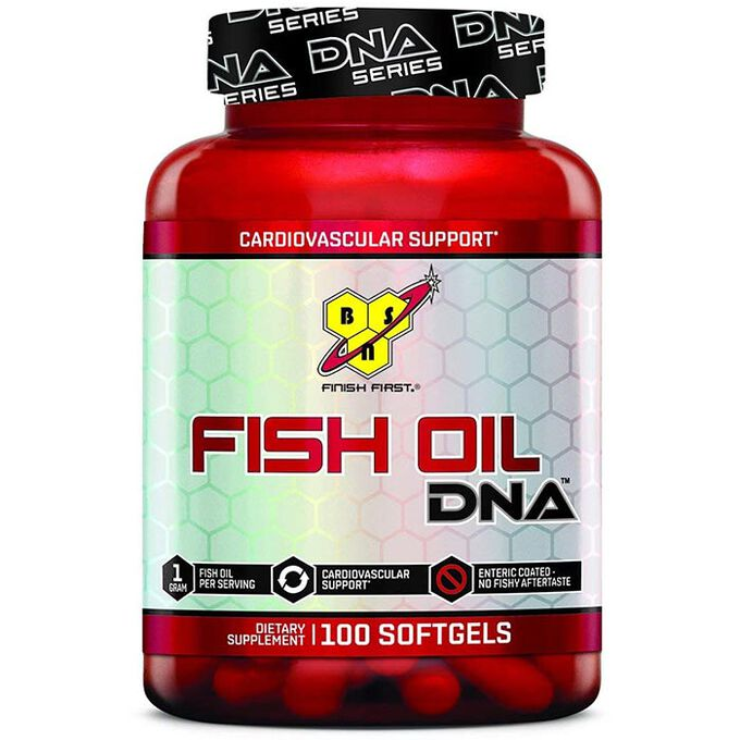 BSN Fish Oil 100 Softgels