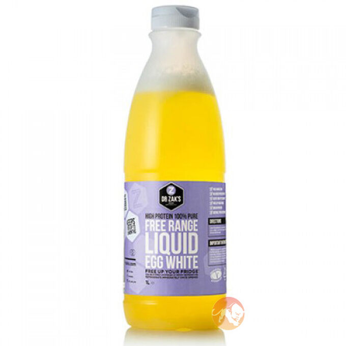 Free Range Liquid Egg Whites 970ml