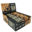 Warrior Raw Protein Flapjacks 12 Pack White Choc Cranbury