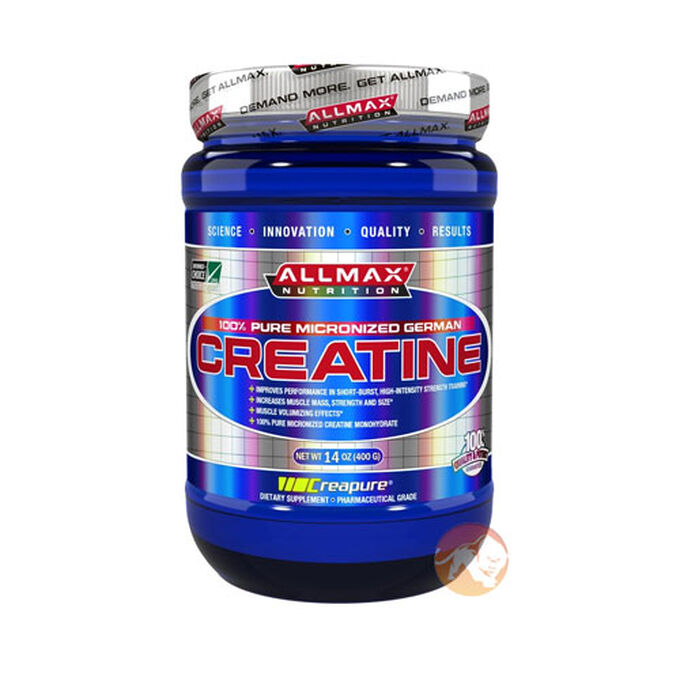 Allmax Nutrition 100% Pure Micronized German Creatine 100g