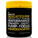 Dedicated Pre 30 Servings Lemon Cola
