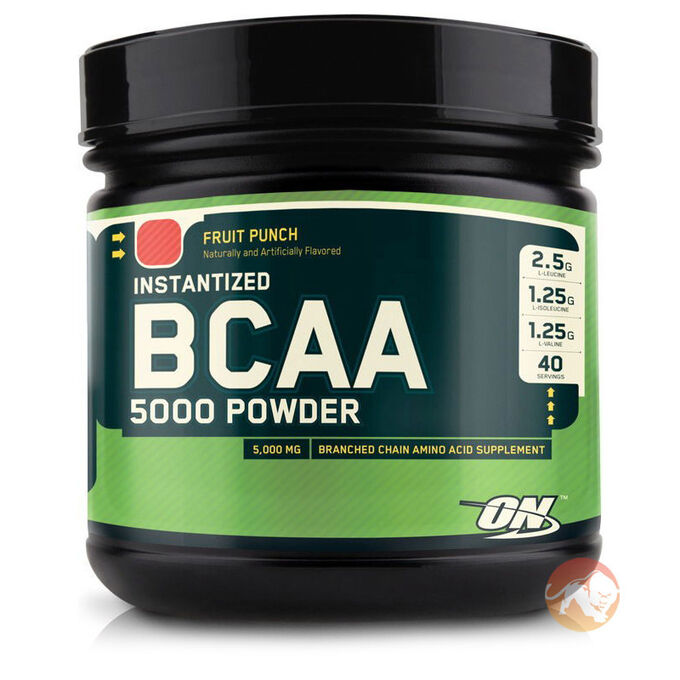 Optimum Nutrition BCAA 5000 40 Servings