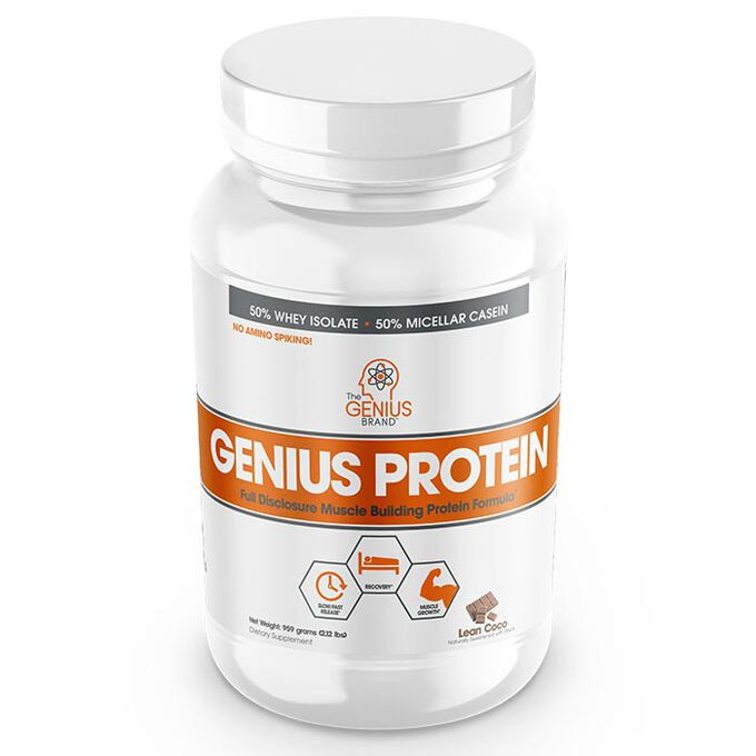 Genius Protein 30 Servings Lean Coco