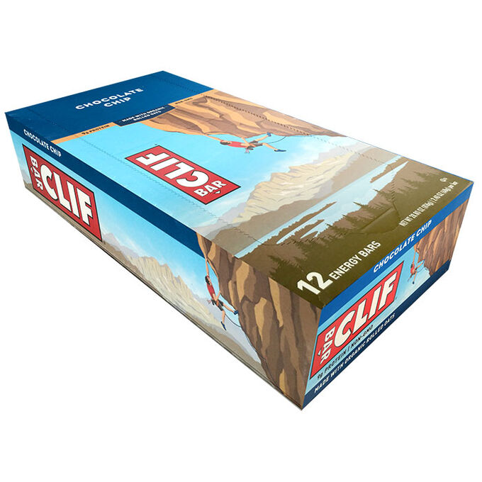 Clif Bar 12 Bars Cool Mint Chocolate