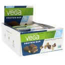 Vega Protein Bar 12 Bars Chocolate Peanut Butter