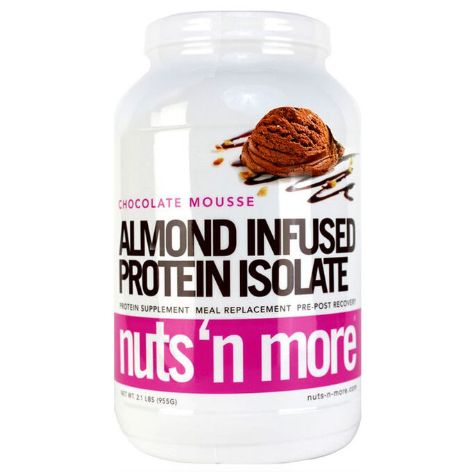 Almond Infused Protein Isolate 955g Chocolate Mousse