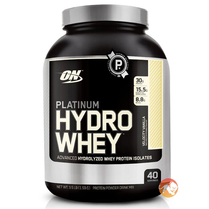 Platinum Hydrowhey 1.75lb - Turbo Chocolate